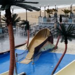 O.C._Ocean City_empty pool w water slide_2014_10_22