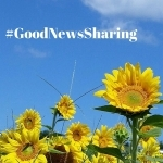 Be Part of the #GoodNewsSharing Network of People